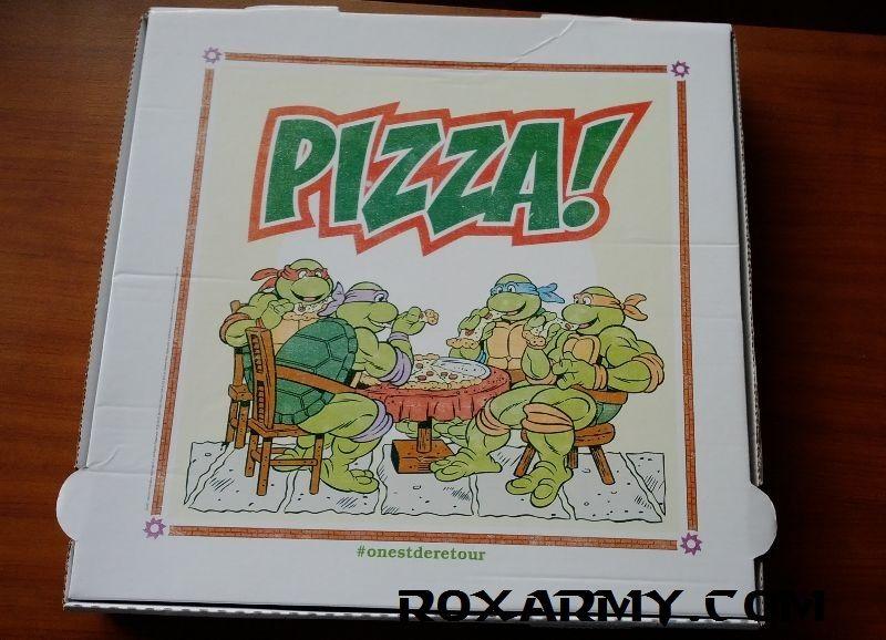 press kit pizza time tmnt