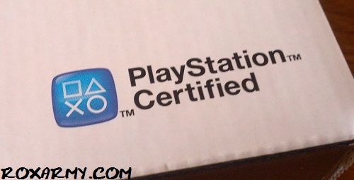 Logo Playstation Certified