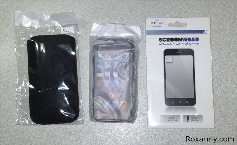 Pack iphone 5