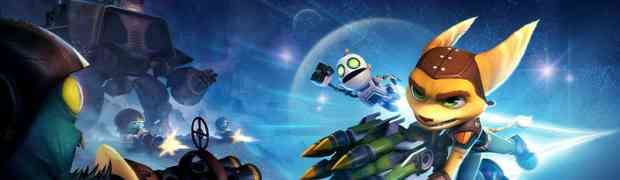 [Test] Ratchet & Clank : Q force sur PS3