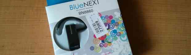 [Test-flash] Oreillette bluetooth BlüeNext