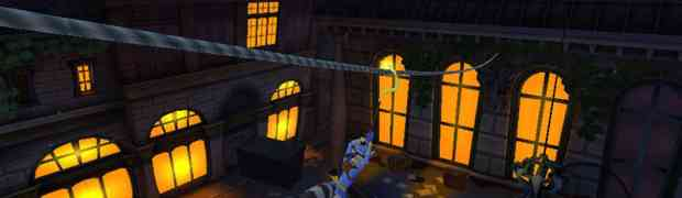 [Test] Sly Cooper : Voleurs à travers le temps sur Ps Vita