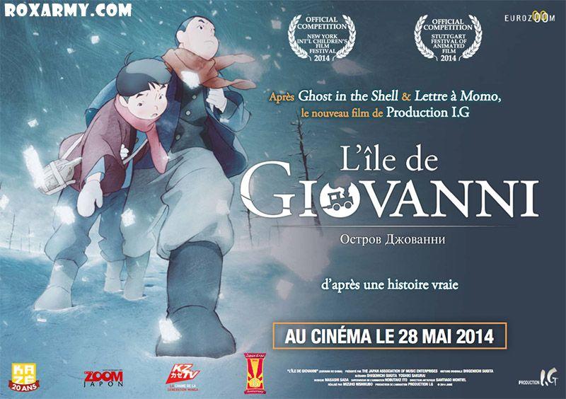 L'île de Giovanni Giovanni1