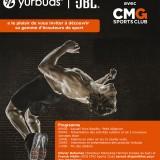 Invitation Yurbuds CMG