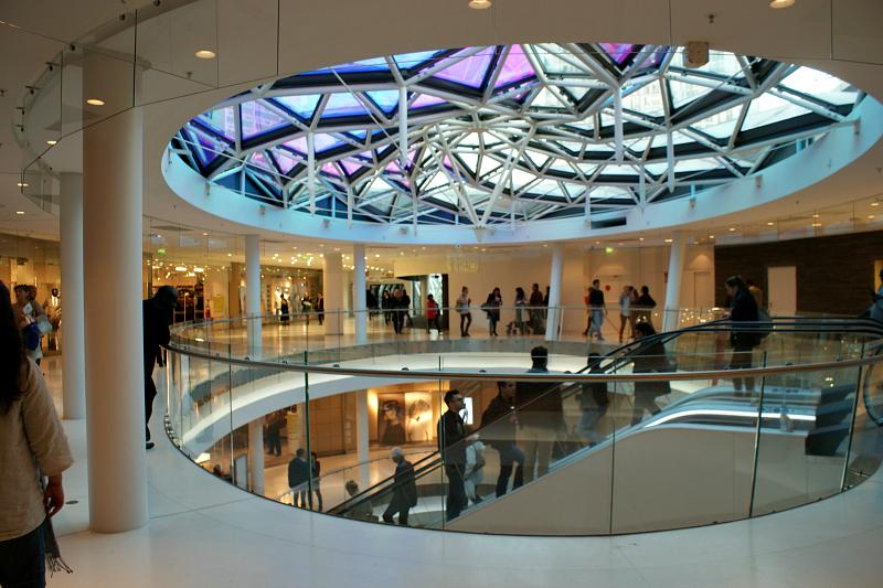 L 39 inattendu programme d 39 unibail rodamco - Centre commercial a roissy ...