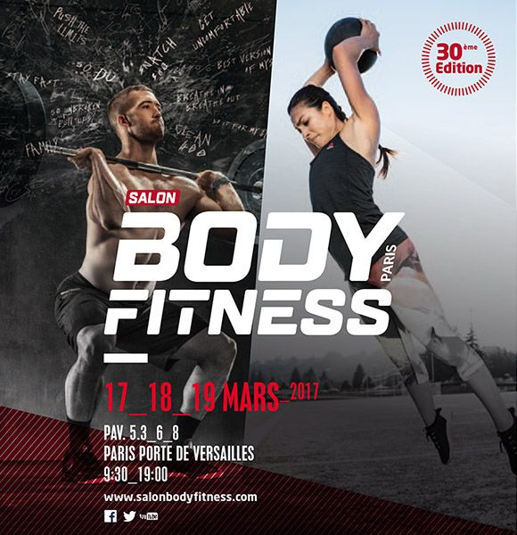 Salon body fitness paris quand le fitness se gamifie for Salon du fitness palexpo
