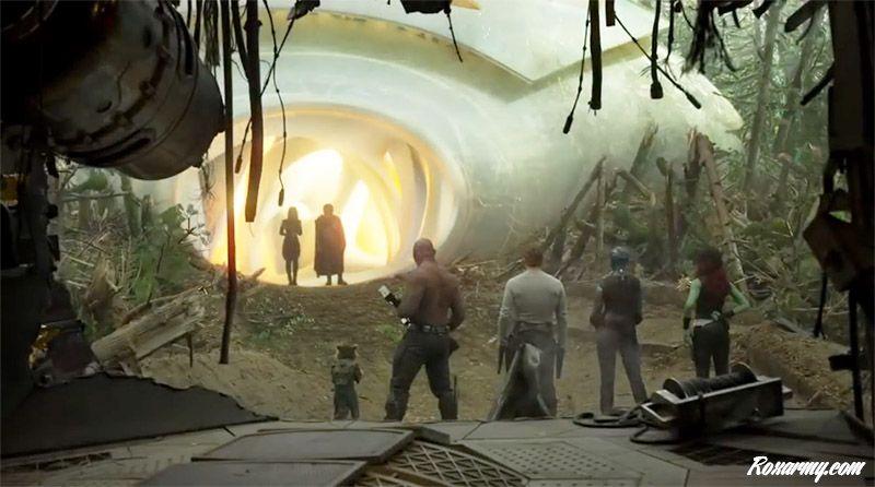 Les gardiens de la galaxie Vol 2-3