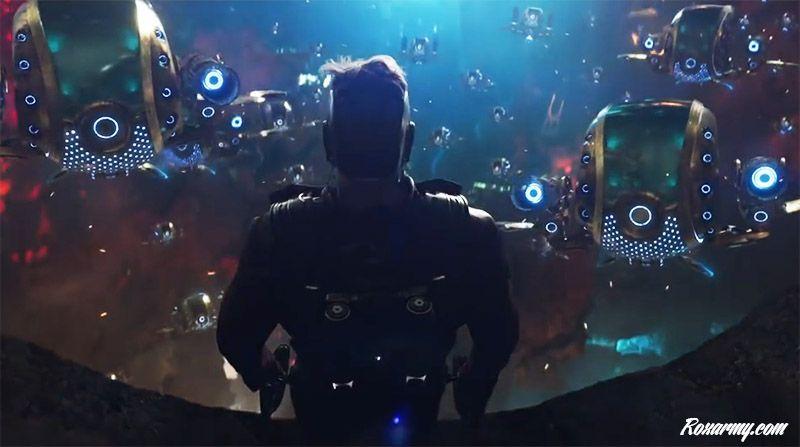 Les gardiens de la galaxie Vol 2-5