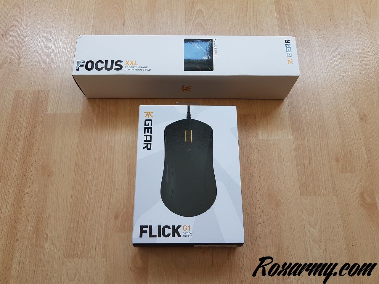 Flick G1 and Focus XXL