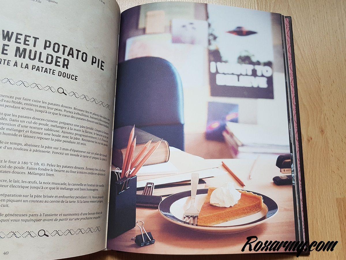 Gastronogeek s ries cultes le livre de cuisine d di aux - Livre cuisine marque culte ...